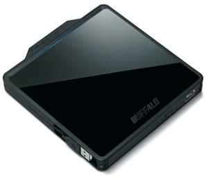 BUFFALO BRXL-PC6U2B MediaStation BDXL Portable Blu-Ray Writer